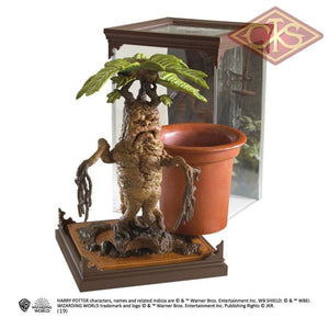 The Noble Collection - Magical Creatures Harry Potter Mandrake (17) Figurines