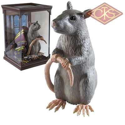 The Noble Collection - Magical Creatures Harry Potter Scabbers (14) Figurines
