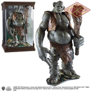 The Noble Collection - Magical Creatures Harry Potter Troll (12) Figurines