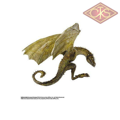 The Noble Collection - Sculpture Game Of Thrones Rhaegal Baby Dragon Figurines