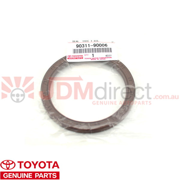 1JZ/2JZ Rear Main/Crank Seal
