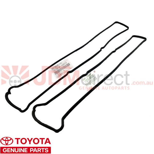 2JZ Cam Rocker Cover Gasket Seal Set VVTI