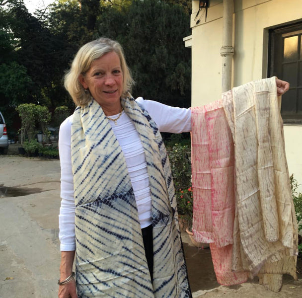 SHIBORI - The Art of Japanese Tie-Dye