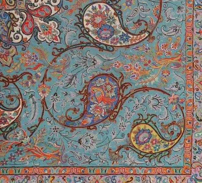 Paisley - Pattern Over the Centuries