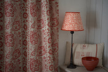 Load image into Gallery viewer, Red Paper Lampshade