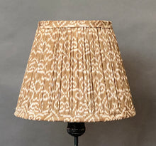 Load image into Gallery viewer, Donkey geometric silk lampshade