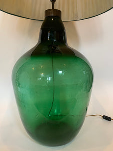 Giant Ukranian Wine Carrier Lampbase