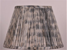 Load image into Gallery viewer, Shibori Ashvem Pendant Silk Lampshade