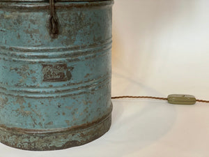 Oil Can Lamp Base