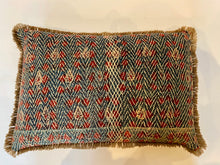 Load image into Gallery viewer, Banjara embroidered cushion small