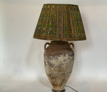 Load image into Gallery viewer, Turkish Terracotta Lamp Base