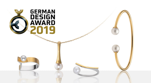 M&M Germany gewinnt mit der Schmuckserie Ocean Collection den German Design Award 2019