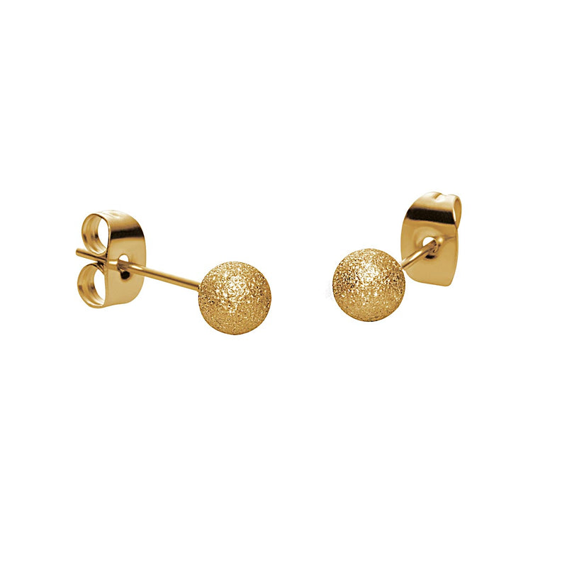 M&M Ohrstecker Modern Glam Gold | Modell  287 | ME3287-400 |4041299030701