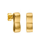 M&M Ohrstecker Pure Volume Gold | Modell  420 von M&M Germany - ME3420-400