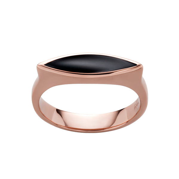 M&M Ring Best Basics Rosegold | Modell  211