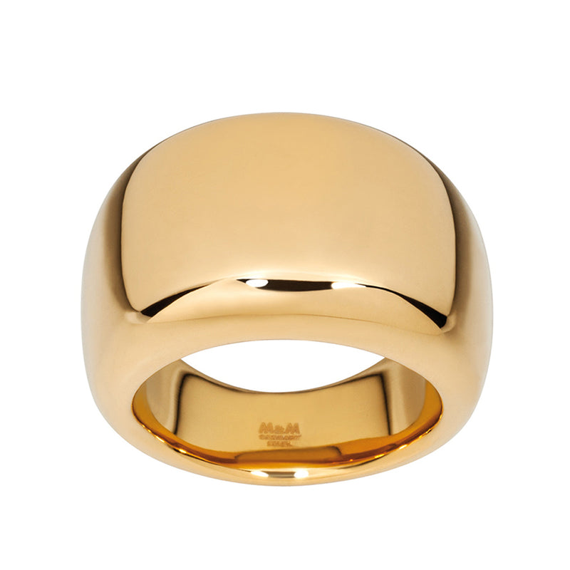 Ring Pure Volume Gold | 137 von M&M Uhren Germany