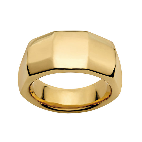 M&M Ring Pure Volume Gold | Modell  155 von M&M Germany - MR3155-452