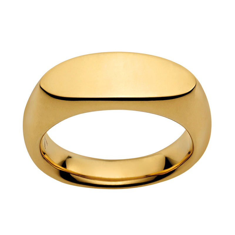 M&M Ring Pure Volume Gold | Modell  158 | MR3158-452 | 4041299024892 | M&M Germany