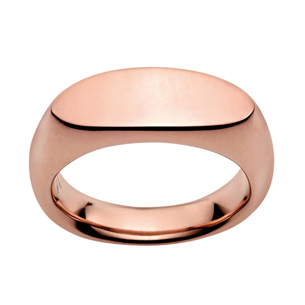M&M Ring Pure Volume Rosé | Modell  158 von M&M Germany - MR3158-952
