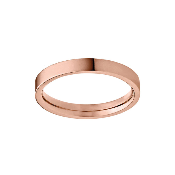 M&M Ring Best Basics Rosé | Modell  168 von M&M Germany | MR3168-952