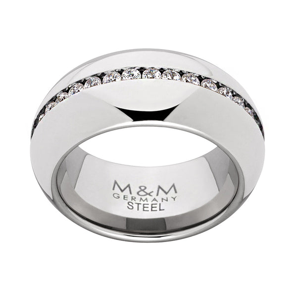 M&M Ring Modern Glam | Modell  188 von M&M Germany - MR3188-152