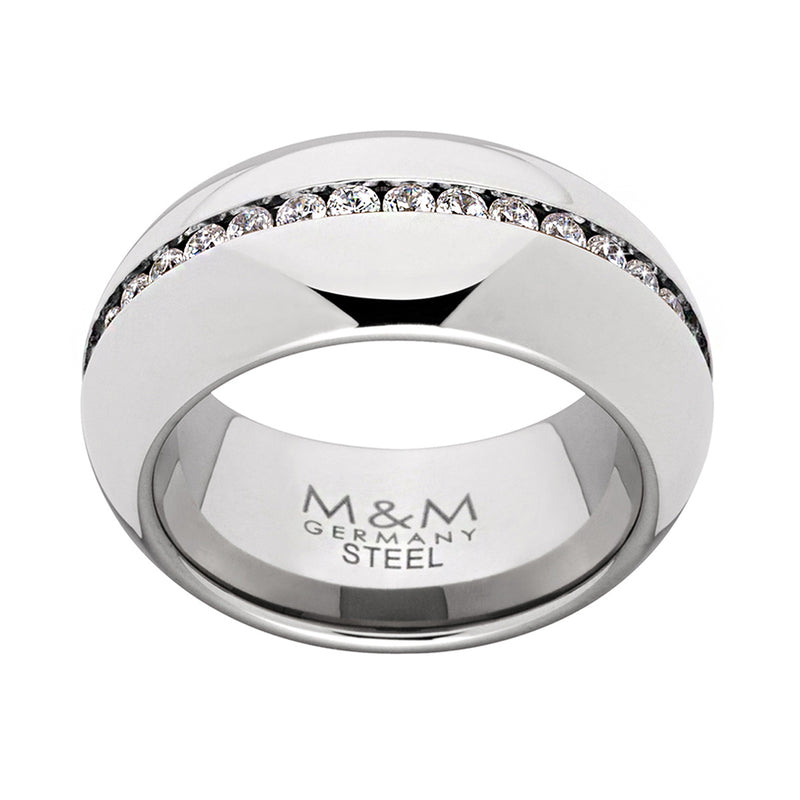 M&M Ring Modern Glam | Modell  188 | MR3188-152 | 4041299025967 | M&M Germany