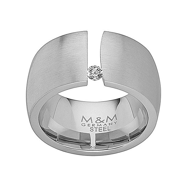 M&M Ring Modern Glam | Modell  208 von M&M Germany - MR3208-152