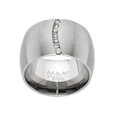 M&M Ring Modern Glam | Modell  248 von M&M Germany - MR3248-152
