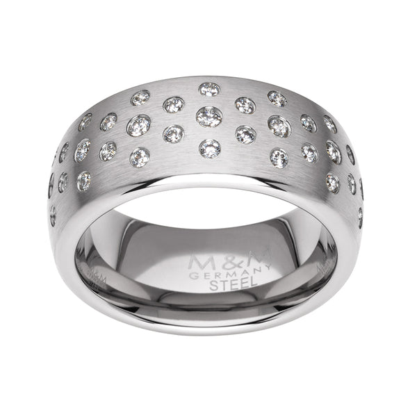 M&M Ring Modern Glam | Modell  262 von M&M Germany | MR3262-152