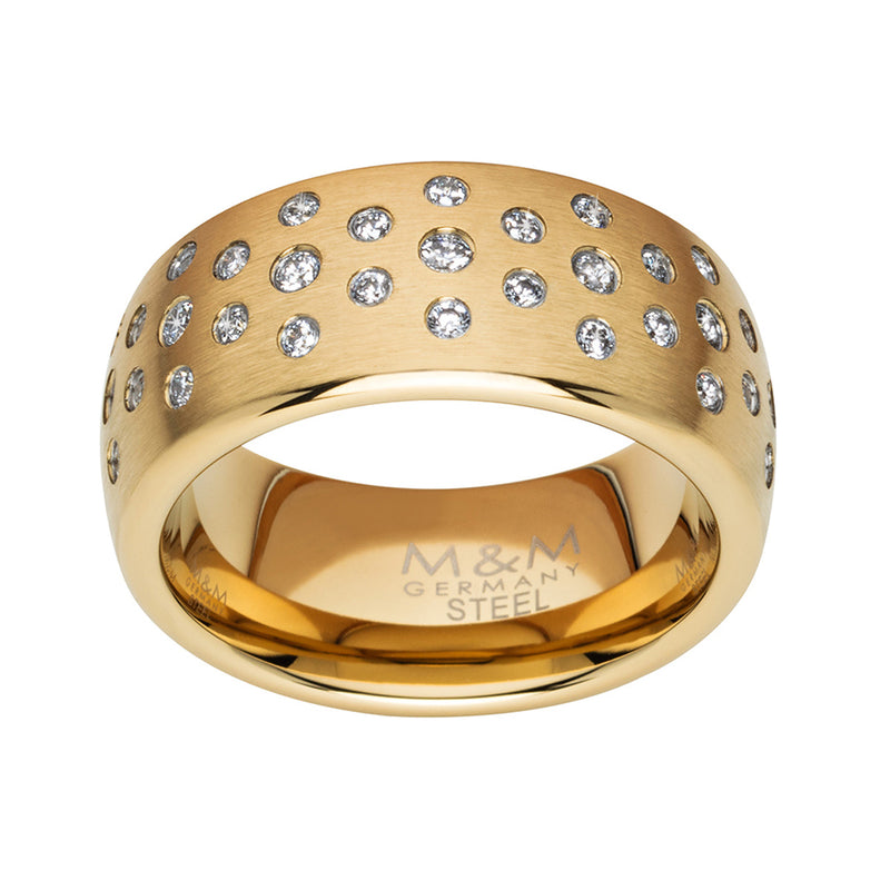 M&M Ring Modern Glam | Modell  262 von M&M Germany | MR3262-452