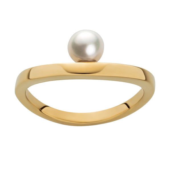 M&M Ring Ocean Collection Gold | Modell  305 von M&M Germany | MR3305-452