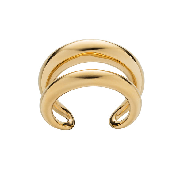 M&M Ring Oval Collection Gold | Modell  327 | MR3327-452 |4041299032668