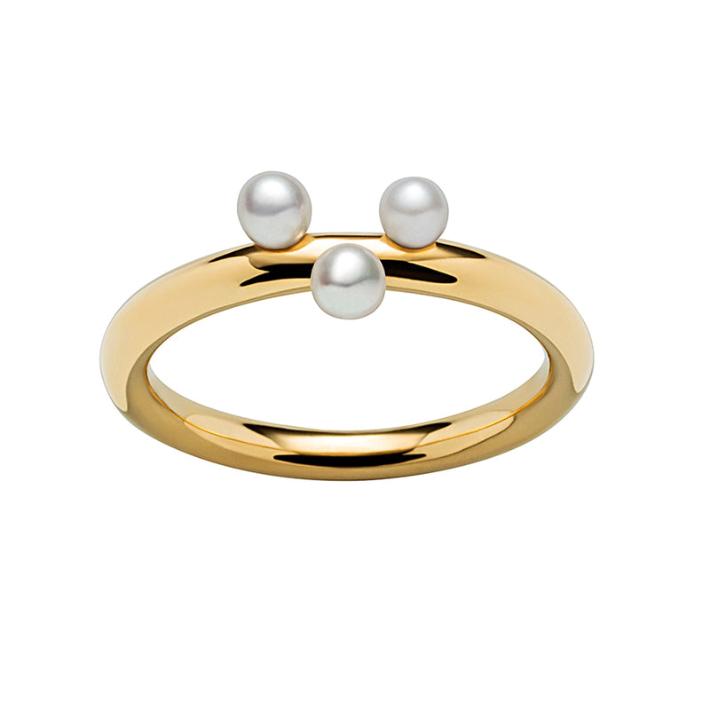 M&M Ring Ocean Collection Gold | Modell  330 von M&M Germany | MR3330-452