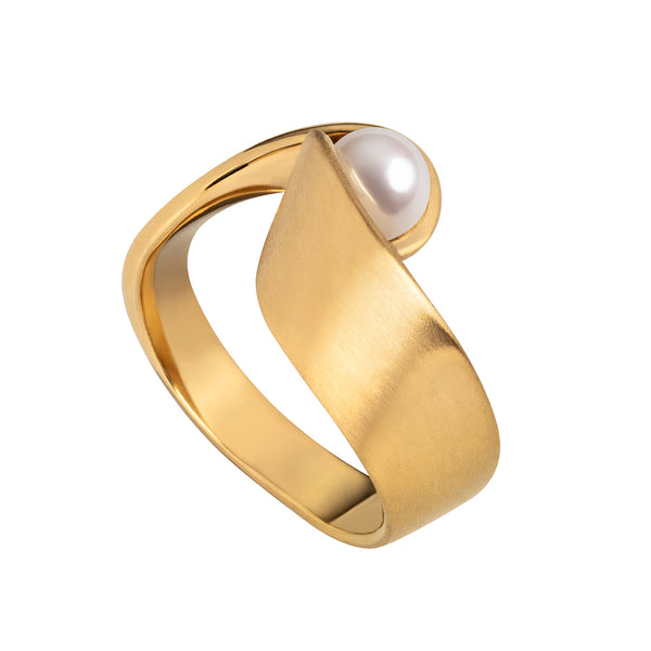 M&M Ring Ocean Collection Gold | Modell  356 von M&M Germany - MR3356-452