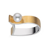 M&M Ring Ocean Collection Gold | Modell  370 von M&M Germany | MR3370-352