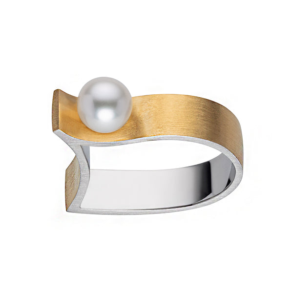M&M Ring Ocean Collection Gold | Modell  370 von M&M Germany - MR3370-352