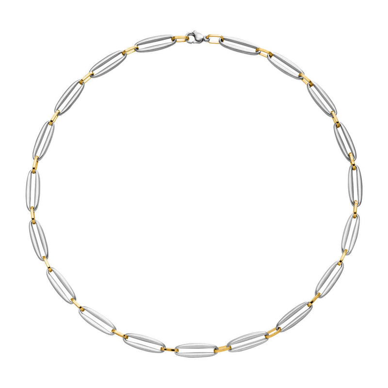 M&M Collier Oval Collection bicolor | Modell  345 | MN3431-345 |4041299036741