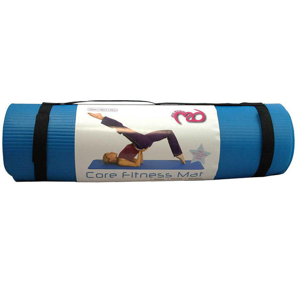 Pilates-Mad Core Fitness Mat 10mm