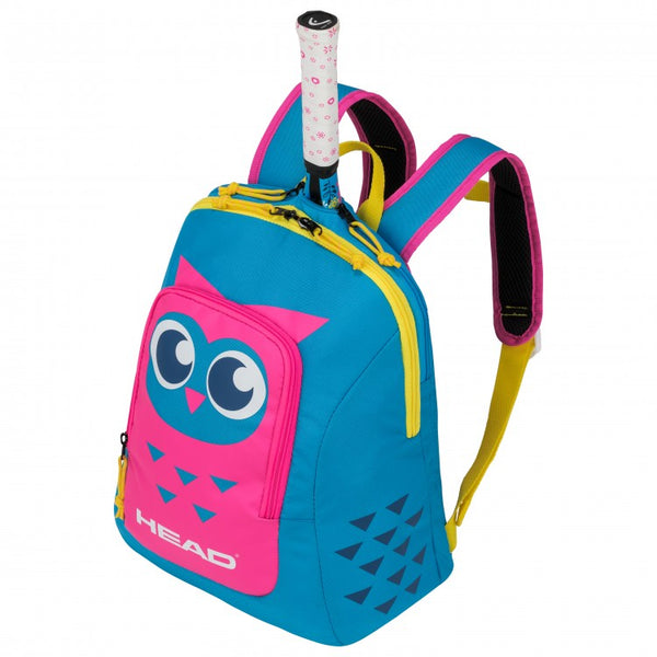 Head Backpack for kids - Blue & Pink