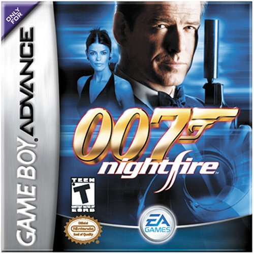 007 nightfire (losse cassette)