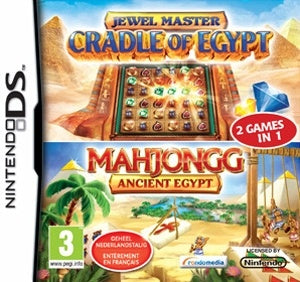 Cradle of Egypt + Mahjongg ancient Egypt 2 pack