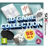 3D Game collection (55 in 1) USED