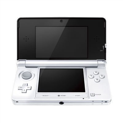 Nintendo 3DS ice white USED