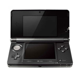 Nintendo 3DS cosmos black USED