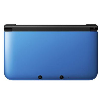 Nintendo 3DS XL blauw USED + game