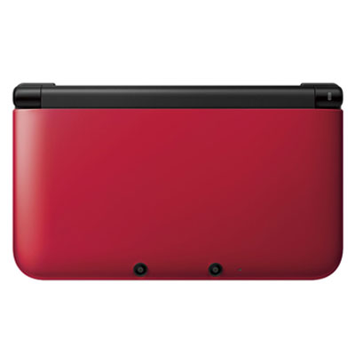 Nintendo 3DS XL rood boxed USED