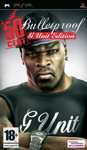 50 cent bulletproof