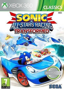 Sonic All-Star Racing: Transformed (Xbox One compatible)