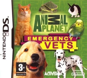 Animal Planet emergency vets