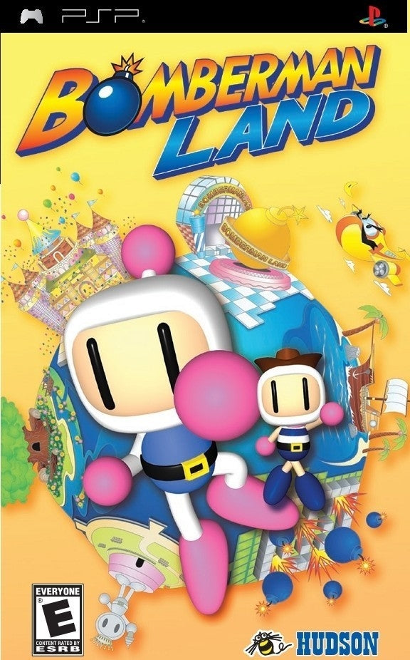Bomberman land (import)